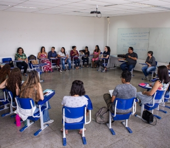 Pré-congresso de Psicologia em Cuiabá