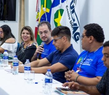 2º Congresso Mato-grossense de Psicologia e Compromisso Social e o 3º Encontro de Psicologia na Assistência Social