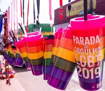 Parada da Diversidade Sexual 2019
