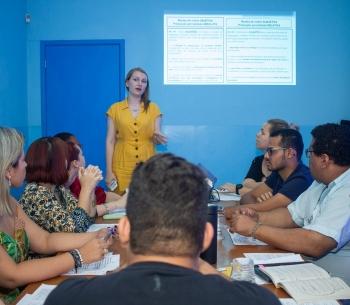 Comissão de Ética - Capacitação com a nova gestão sobre processos disciplinares