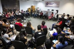 Questionamentos relacionados ao Judiciário são feitos durante Encontro de Psicologia Jurídica