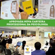 Aprovada resolução sobre a nova carteira de identidade profissional da Psicologia