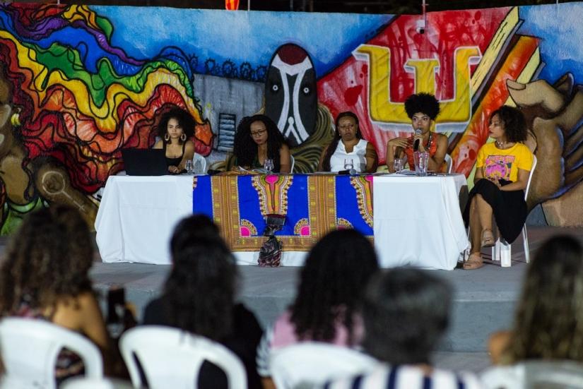 Profissionais discutem a violência contra a mulher negra durante encontro no CRP 18-MT