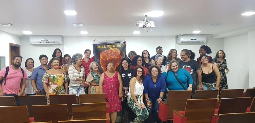 Psicóloga representa CRP18-MT em reunião do FNTSUAS, em Brasília (DF)