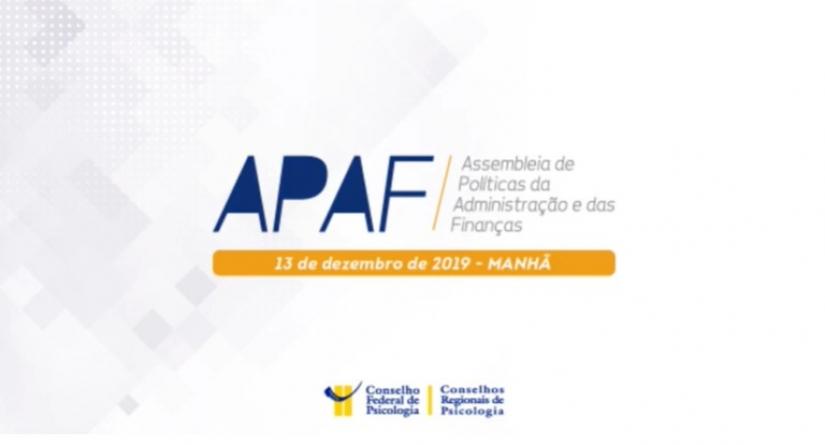 Representantes do CRP18-MT participam de reuniões da APAF em Brasília (DF)