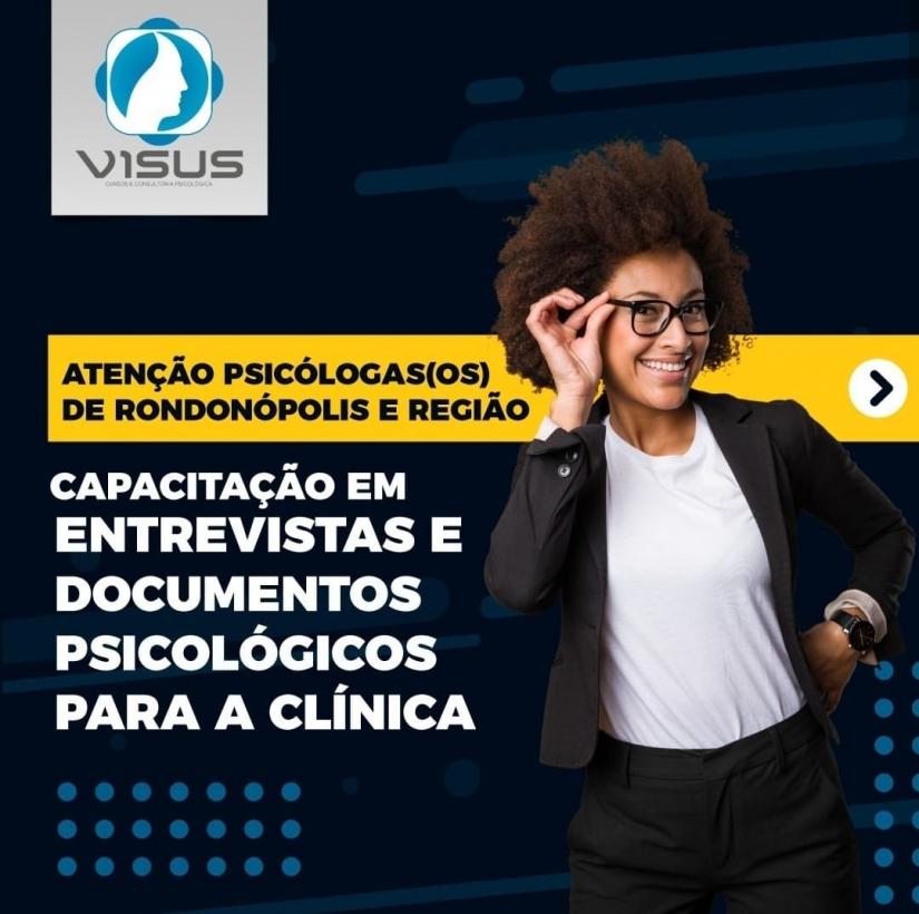 Capacitação em Entrevistas e Documentos Psicológicos para a Clínica