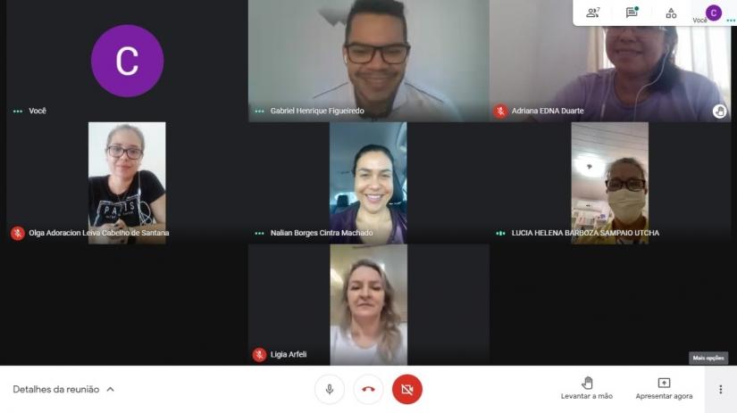 Atuação profissional no TJMT é discutida pelo CRP18-MT com Conselhos de Classe de Mato Grosso