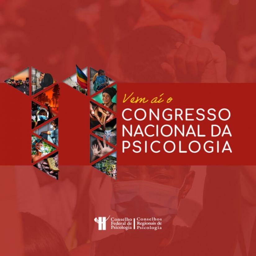 CRPMT: Estão abertas até 15/10 as inscrições para os Pré Congressos que antecedem o 11º Congresso Nacional de Psicologia
