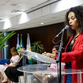 Assessora do Crepop fala sobre racismo e a violência contra mulher