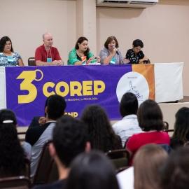 CRP 18 - MT realiza 3º Congresso Regional da Psicologia