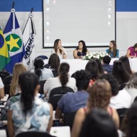 #ÓDIONÃO: Escuta qualificada auxilia mulheres a quebrarem ciclo de violência
