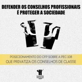 Defender os Conselhos Profissionais é proteger a sociedade