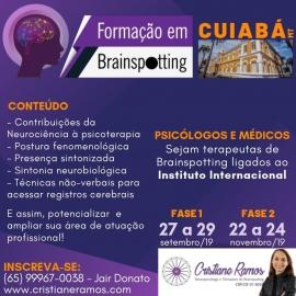 Inscrições abertas para o curso de formação em Brainspotting