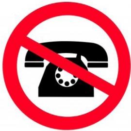 Telefone Fixo com problemas técnicos