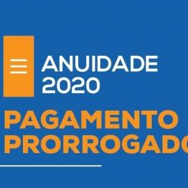 Anuidade 2020: prazos de vencimento da cota única e parcelamento são prorrogados