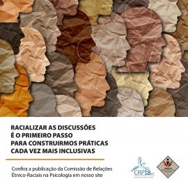 27 de agosto, Dia da Psicóloga: É preciso racializar a profissão!
