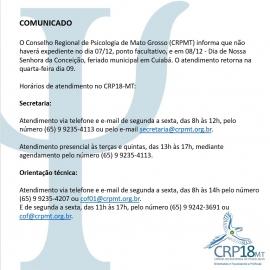 Expediente CRP 18MT