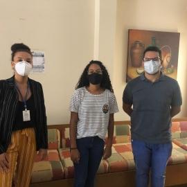 CRPMT visita Hotel Albergue de Cuiabá para conhecer atendimento psicológico na unidade