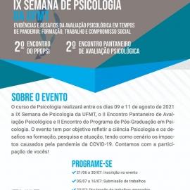 UFMT realiza a IX Semana de Psicologia