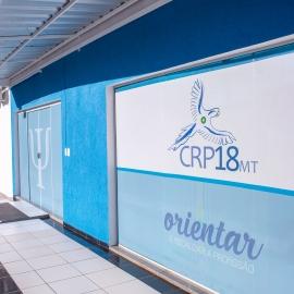 Comissões do CRP18-MT fiscalizam atuação de profissionais no Fórum de Cuiabá
