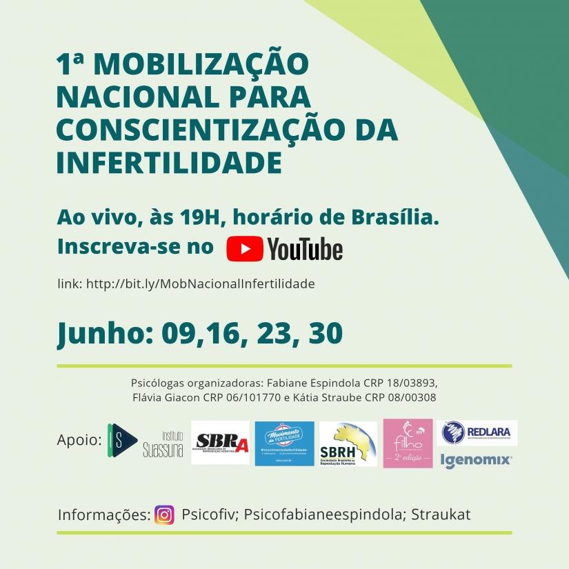 1ª Mobilização Nacional para a Conscientização da Infertilidade