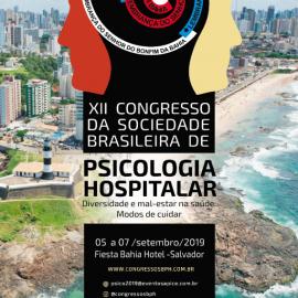 XII Congresso da SBPH de Psicologia Hospitalar