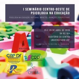 I Seminário Centro-Oeste de Psicologia na Educação