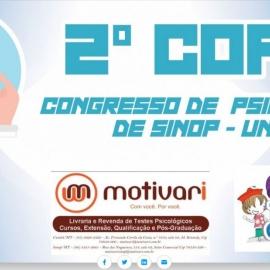 2º Congresso de Psicologia de Sinop