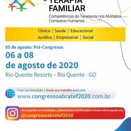 14º Congresso Brasileiro de Terapia Familiar