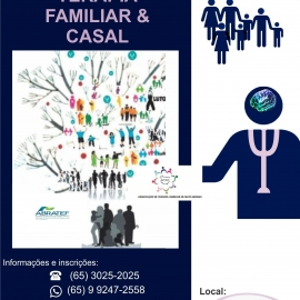 ESPECIALIZAÇÃO EM TERAPIA FAMILIAR & CASAL