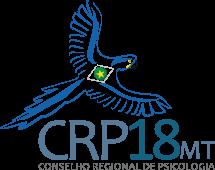 Conselho Regional de Psicologia 18ª Região MT logo